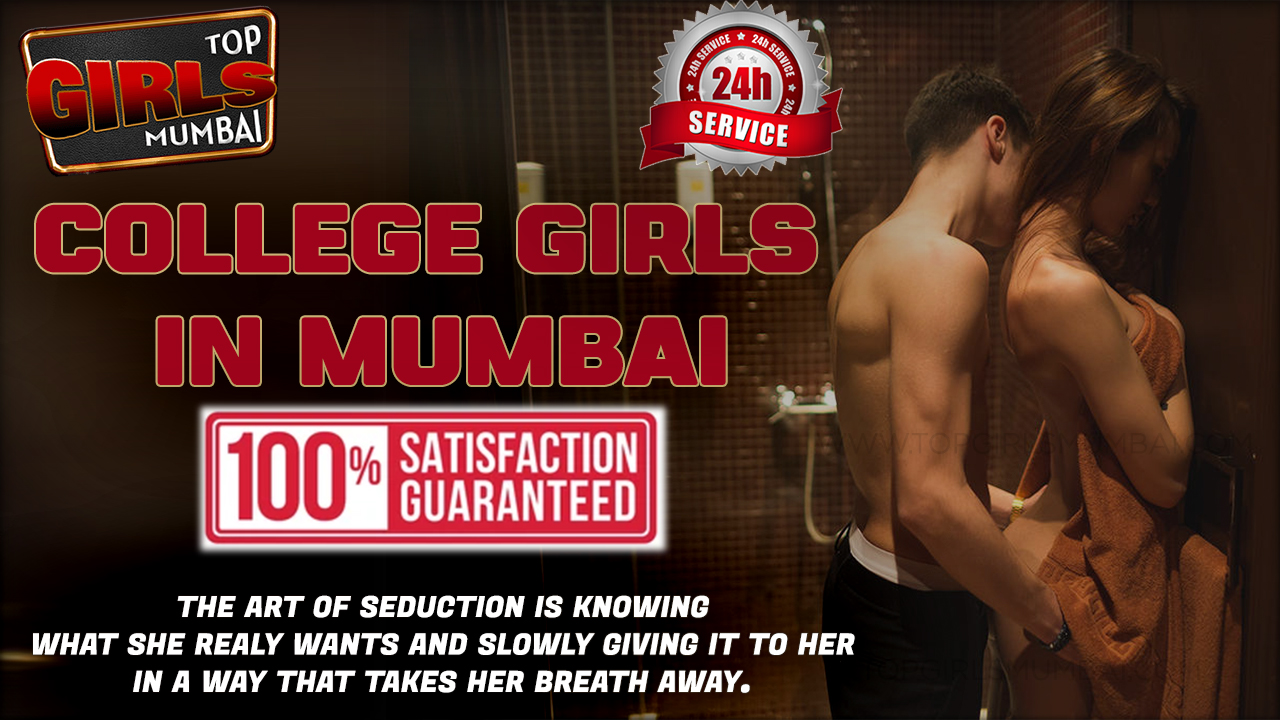 College Going Girls working as an escort in Mumbai